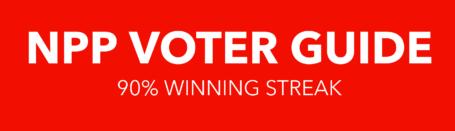 NPP Voter Guide